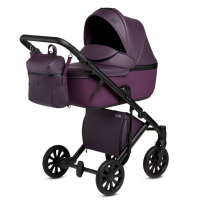 Коляска 3 в 1 Anex e/type Dark Plum