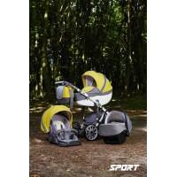 Anex Sport PA01 (серый, горчичный) 3 в 1