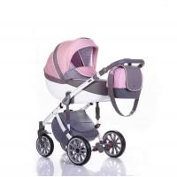 Anex Sport PA05 (серый, розовый) 2 в 1
