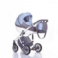 Anex Sport PA07 (серый, светло-голубой) 2 в 1
