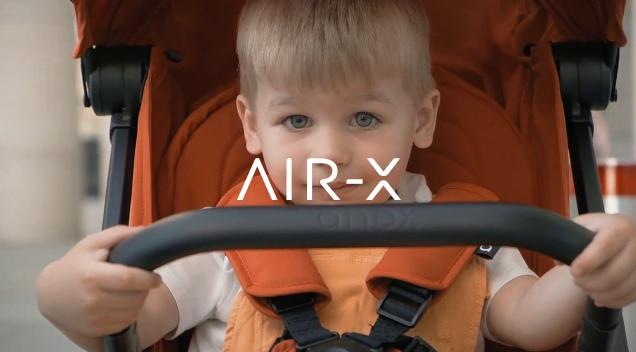 детская коляска Anex Air X