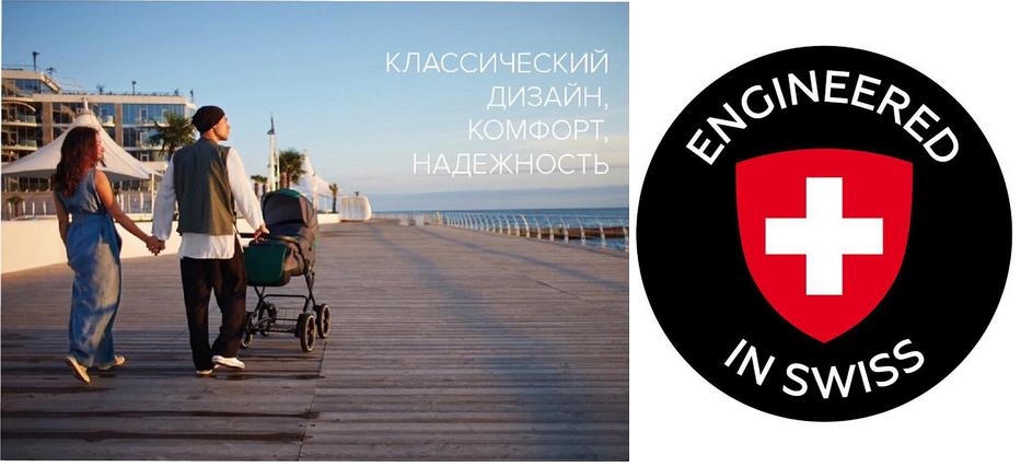 официальные коляски Анекс