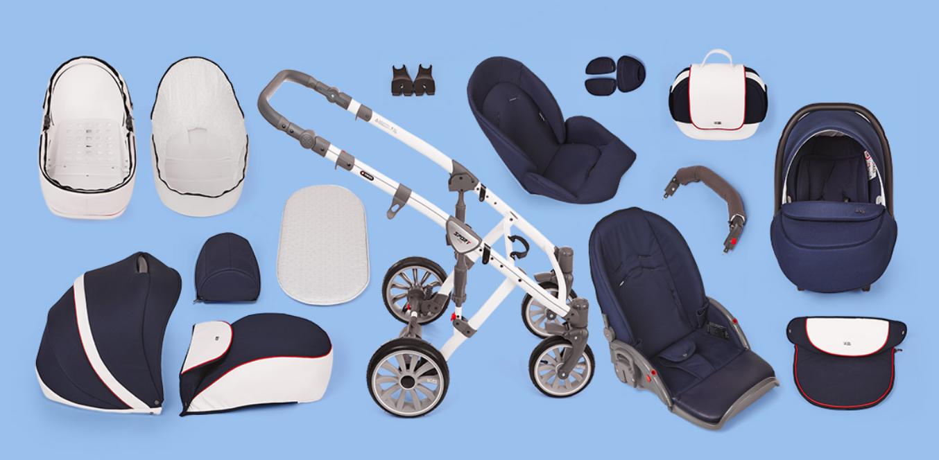 аксессуары для коляски anex sport 2 в 1